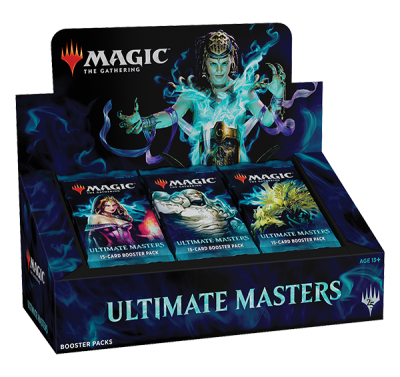 Ultimate Masters - Booster