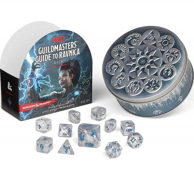 D&D 5th Ed. Guildmasters' Guide To Ravnica Dice