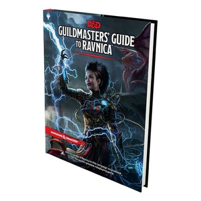 D&D 5th Ed. Guildmasters' Guide To Ravnica