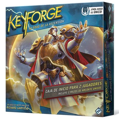 KeyForge: La Edad de la Ascensión Caja Básica