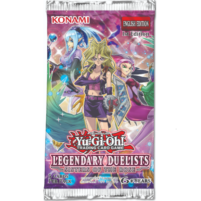 Legendary Duelists: Sisters of the Rose - Booster