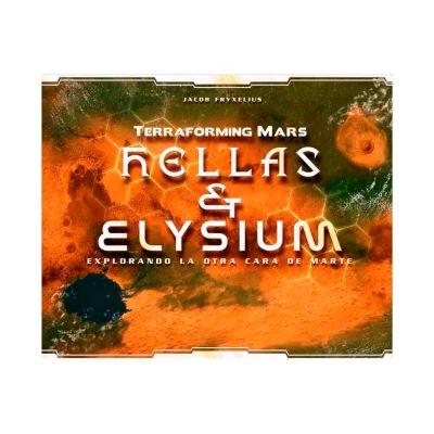 Terraforming Mars - Hellas y Elysium (Español)