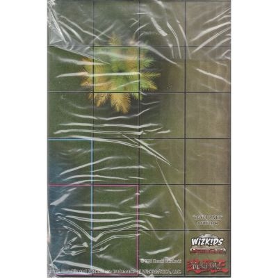 Yu-Gi-Oh! Heroclix - Egypt River Outdoor Map