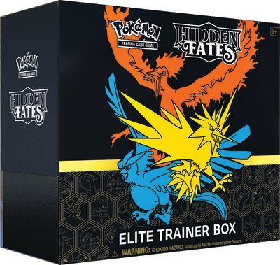 Hidden Fates - Elite Trainer Box
