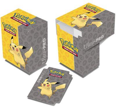 Caja Porta Mazo Pokémon - Pikachu