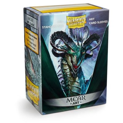 Protectores Dragon Shield Art Standard Mear - 100 Unidades