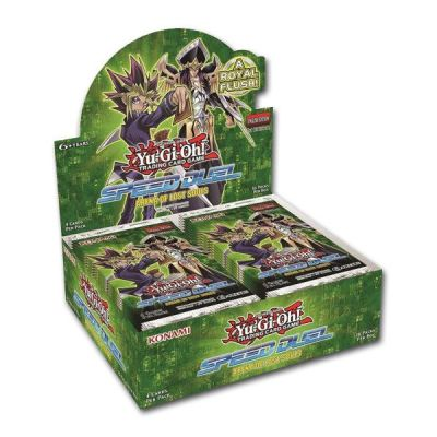 Speed Duel Arena of Lost Souls - Booster Box