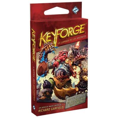 KeyForge: La Llamada de los Arcontes Mazo de Arconte