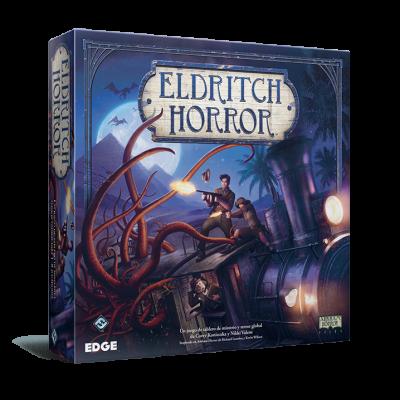 Eldritch Horror - The Board Game