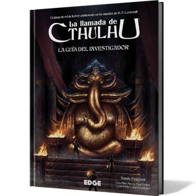 La Llamada de Cthulhu: Guía del Investigador 7ª Ed. - Juego de Rol