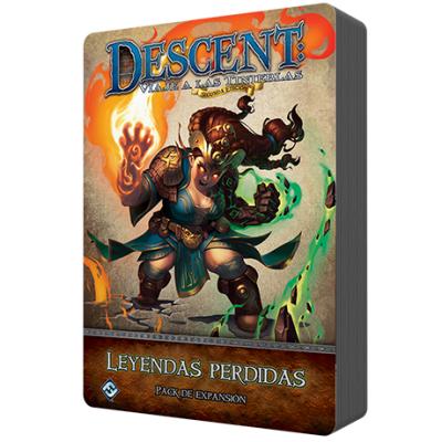 Descent 2ª Edición: Leyendas Perdidas