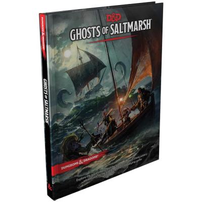 D&D 5th Ed. Ghosts of Saltmarsh