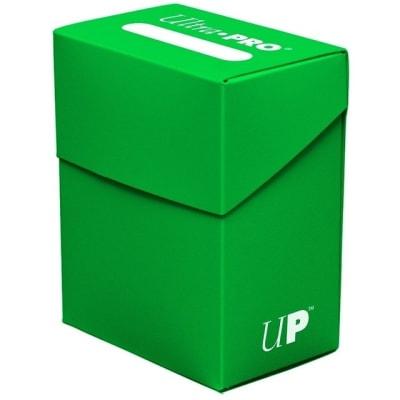 Caja Porta Mazo Verde Claro
