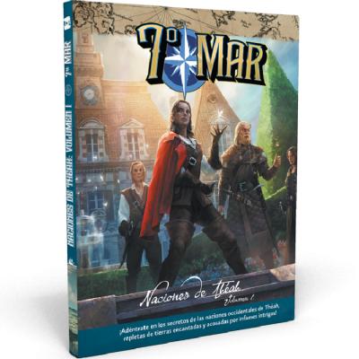 7° Mar Segunda Edición - Naciones de Théah Vol. 1