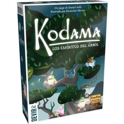 Kodama - Los Espíritus del Arbol