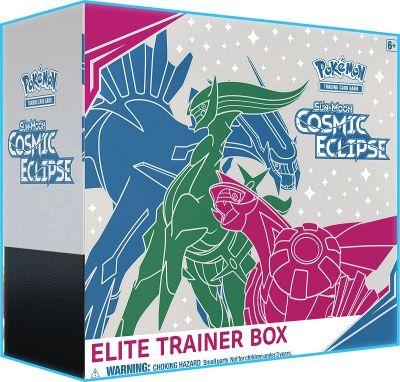 Sun & Moon Cosmic Eclipse - Elite Trainer