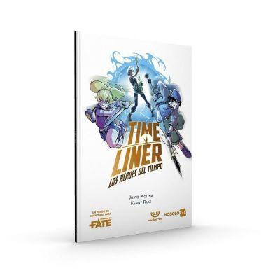 Fate - Time Liner: Los Héroes del Tiempo