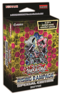 Rising Rampage - Special Edition