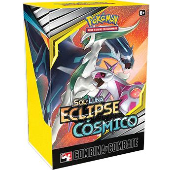 Kit de Lanzamiento -  Sol y Luna Eclipse Cósmico