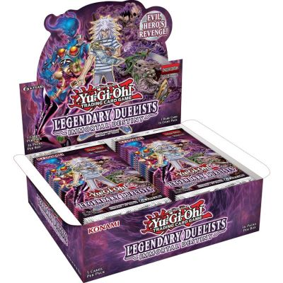 Legendary Duelists: Immortal Destiny - Booster Box