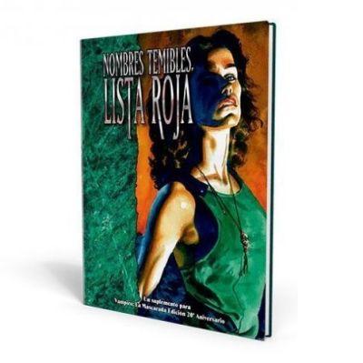 Vampiro: La Mascarada Ed. 20° Aniversario - Nombres Temibles Lista Roja