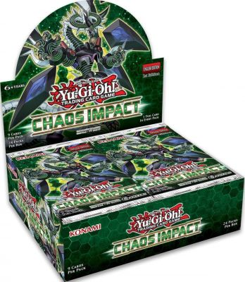 Chaos Impact - Booster Box
