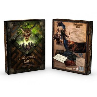 Labyrinth Lord - Juego de Rol