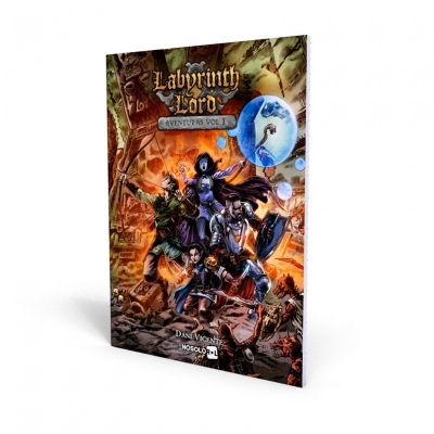 Labyrinth Lord - Aventuras Vol. 1