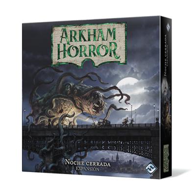Arkham Horror 3ª Ed. - Noche Cerrada