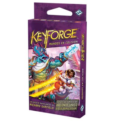 KeyForge: Mundos en Colisión Mazo de Arconte