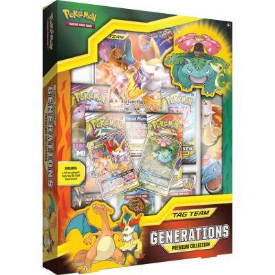 TAG TEAM Generations Premium Collection