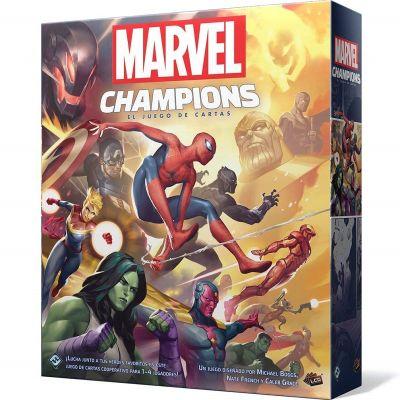 Marvel Champions - El Juego de Cartas