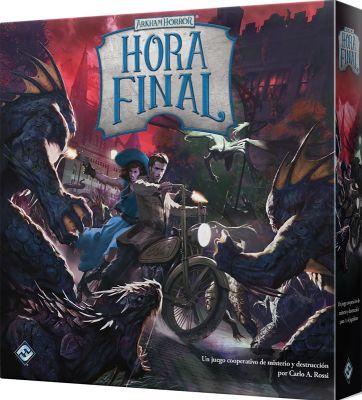 Arkham Horror - Hora Final