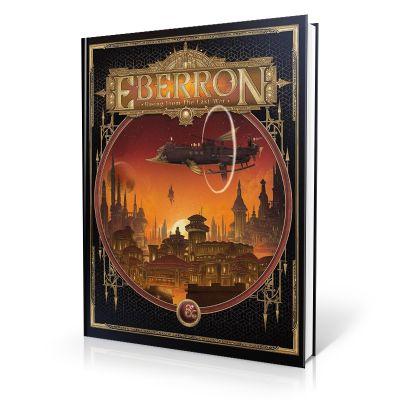 D&D 5th Ed. Eberron - Rising from The Last War (Alternative Art)