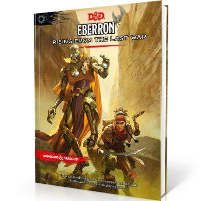 D&D 5th Ed. Eberron - Rising from The Last War