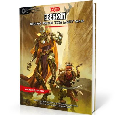 D&D 5th Ed. Eberron - Rising from The Last War