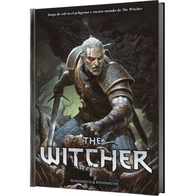 The Witcher - Libro Básico