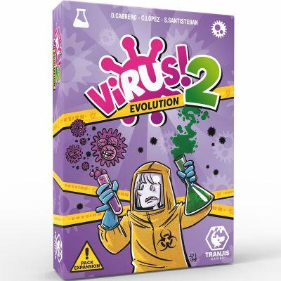 Virus Evolution 2