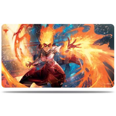 Playmat Arte Alternativo War of the Spark - Chandra Magic The Gathering