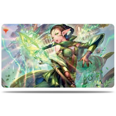 Playmat Arte Alternativo War of the Spark - Nissa Magic The Gathering