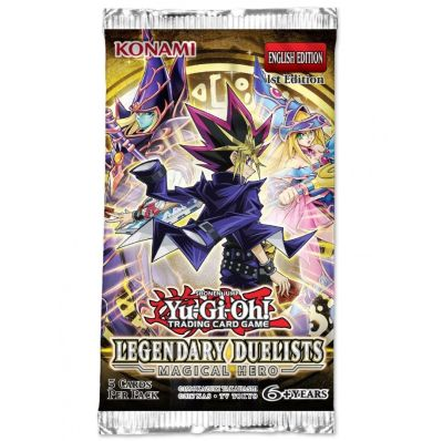 Legendary Duelists: Magical Hero - Booster