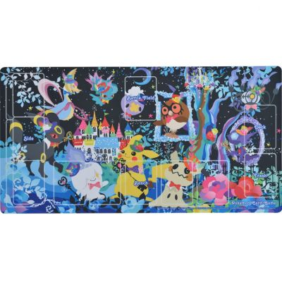 Playmat Pokémon - Ghost's Castle