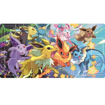 Playmat Pokémon - Eeveelutions Squad