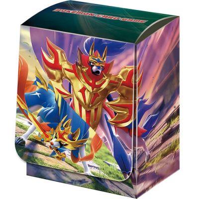 Caja Porta Mazo Pokémon - Zacian & Zamazenta