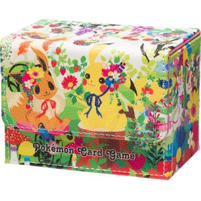 Caja Porta Mazo Premium Pokémon - Berry's Forest
