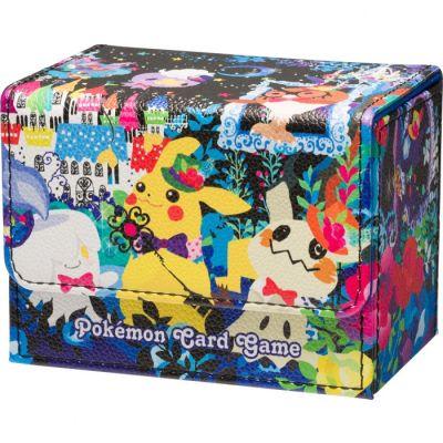 Caja Porta Mazo Premium Pokémon - Ghost's Castle