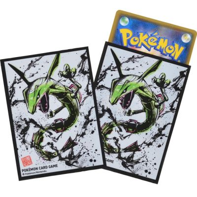 Protectores Pokémon - Ink Painting - Rayquaza