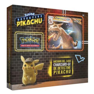 Archivo del Caso Charizard-GX de Detective Pikachu