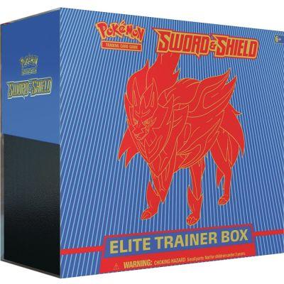 Sword & Shield Elite Trainer Box