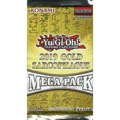 Mega Pack - Gold Sacophagus 2019 - Booster